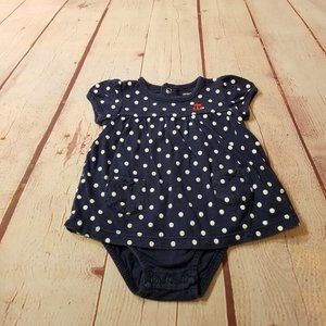 Carters anchor romper